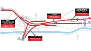 Closures along Highway 20 the weekend of Feb. 16, 2018