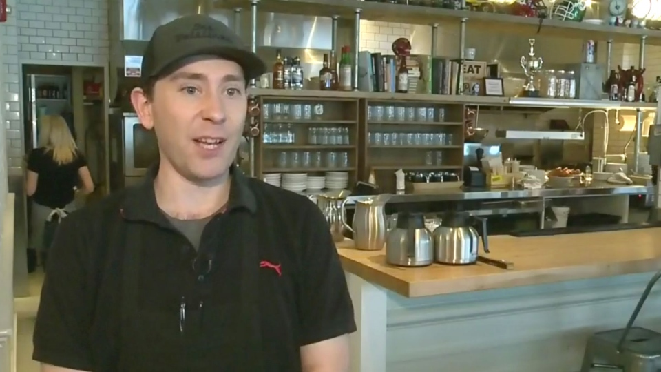 MacNeil, who is also the executive chef at Calgary's The Beltliner restaurant, is looking beyond selling pot brownies.
