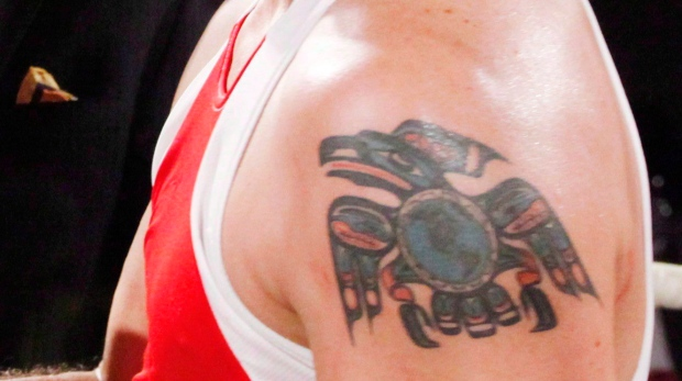 rise in indigenous tattoos sparks concern over cultural appropriation ctv news. Black Bedroom Furniture Sets. Home Design Ideas