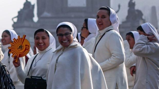 Mexico nuns