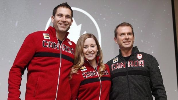 Gold medal Coach, Jeff Stoughton