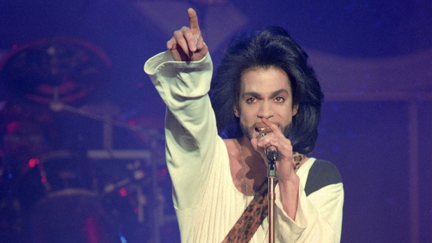 Could co-ownership of a Prince song be the flawless Valentine's Day gift?