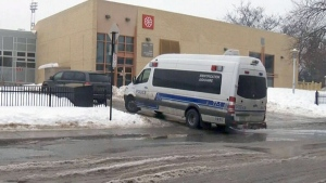 A 14-year-old boy was pulled from the bottom of the pool at the Pere Marquette Centre on Feb. 16, 2018. He died one week later.