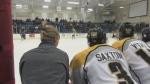 Soo Eagles play in Pullar Stadium in Soo, Michigan