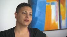 History and gender studies professor Rachel Zellars