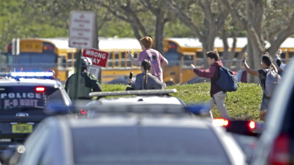 Shooting at Florida school