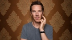 "FILE - In this Oct. 19, 2016 file photo, Benedict Cumberbatch poses at The Montage Hotel in Beverly Hills, Calif. Cumberbatch is producing and performing in ""Letters Live,"" where actors will recite letters to a live audience, on Feb. 26, 2018 at the Theatre at Ace Hotel in Los Angeles. (Photo by Chris Pizzello/Invision/AP, File)"
