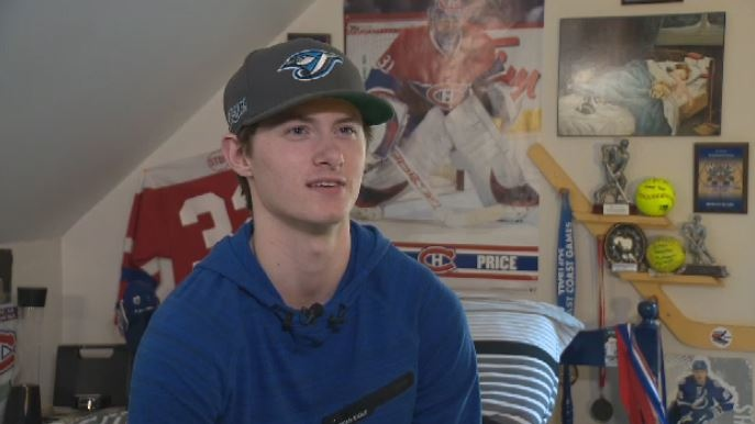 Nova Scotia teen Rowan Sears has played his last game of competitive hockey after suffering his fourth concussion.