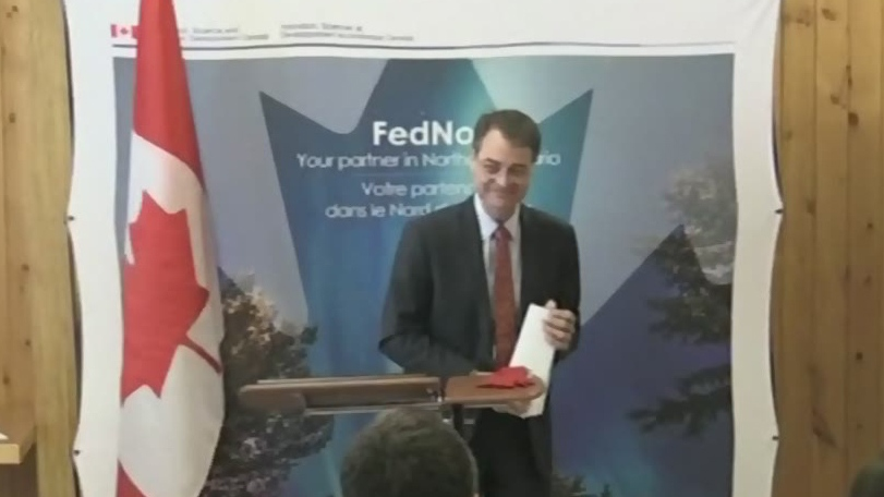FedNor makes big investment in forestry sector