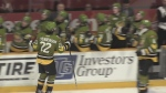 Battalion best Oshawa Generals in 3-2 win