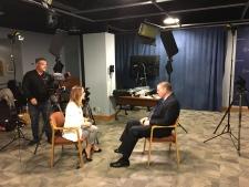 W5's Avery Haines interviews Hank Idsinga
