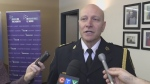 Greater Sudbury Police Chief Paul Pedersen