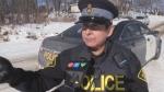OPP Constable Bev Gauthier