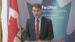 Nipissing-Temiskaming Liberal MP Anthony Rota