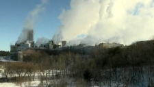 Staffing issues at Domtar cause brief shutdown