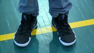 New kicks: Boy  saves up to help autistic teammate