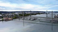 New Pattullo bridge, same old lanes?