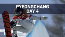 Pyeongchang: Day 4