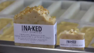 One of the soaps sold by Cambridge's Buck Naked Soap Company. (Feb. 16, 2017)