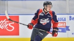 Jake Smith of the Windsor Spitfires (Terry Wilson / CHL Images)