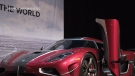 CTV News Channel: Fastest car in the world debuts