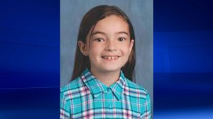 Maryn Christensen, 11, died from injuries she suffered after hitting a fence pole while on a school trip at Castle Mountain Ski Resort on February 13, 2018. (Supplied)