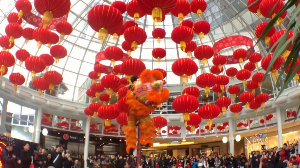 Some Lunar New Year events cancelled in Metro Vancouver over virus fears