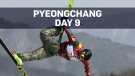 Pyeongchang: Day 9