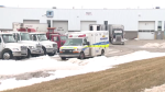 Three people were treated for CO poisoning in Ayr. (Feb. 17, 2018)