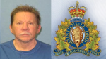 RCMP are searching for 51-year-old Stephane Blake.