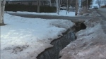 Flooding concerns for homeowners
