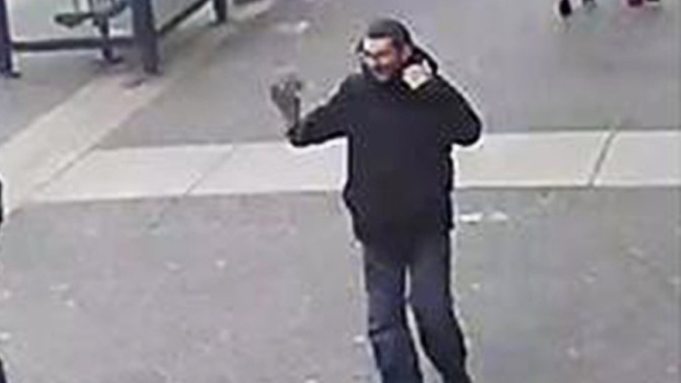 Police say the attacker appears to have followed two young girls into a store, waited until they were alone and then physically and sexually assaulted one of them. (Photo: VicPD)