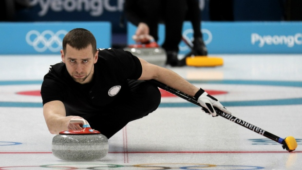 Olympics-Russian curlers to hand back bronze medals after positive doping test