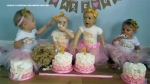 UK mother makes replicas of her twin daughters ou