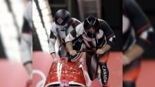 Canada bobsled team
