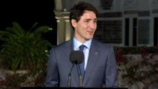 PM Trudeau in India