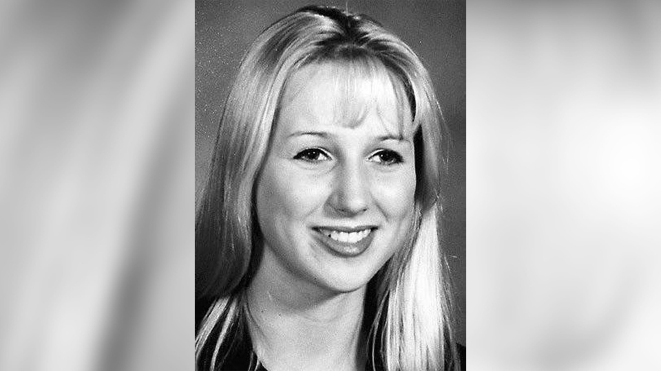 Adrienne McColl is shown in this police handout image. (Credit: RCMP)
