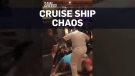 Cruise passengers want refund after massive brawl