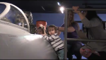 Family Day event at Aerospace Defence Museum