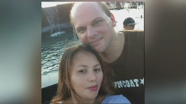 Saint John Coun. Sean Casey is still struggling to bring his Filipino wife to Canada.