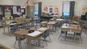 The war of words between the Nova Scotia Teachers Union and government is continuing ahead of a strike vote Tuesday.
