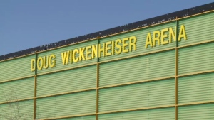 Doug Wickenheiser Arena will undergo significant repairs in the spring.