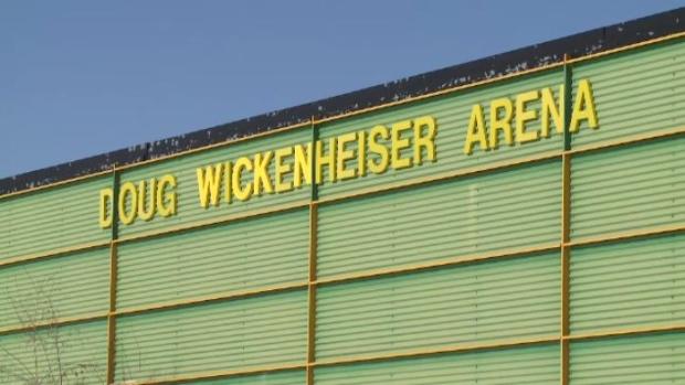 Doug Wickenheiser Arena will undergo significant repairs in the spring.