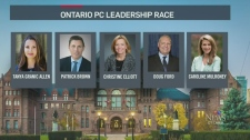 Ont. PC Leader race heats up