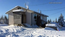Northern community running low on fuel for heating