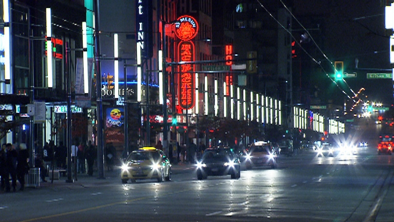 Granville Street is seen in this file photo from 2018. (CTV)