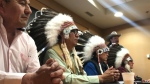 Siksika- Chiefs address child welfare system