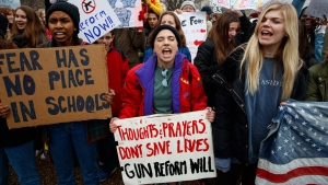 CTV National News: NRA meets new foe