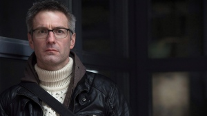 Mark Farrant poses for a photo in Toronto, Saturday, February 25, 2017. Farrant, who developed PTSD after serving as a jury member on a murder trial, now advocates for mental health services for jurors. (THE CANADIAN PRESS/Galit Rodan)