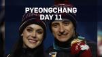 pyeongchang day 11